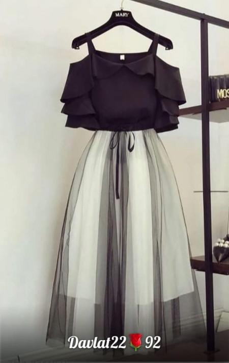 Платье двойка