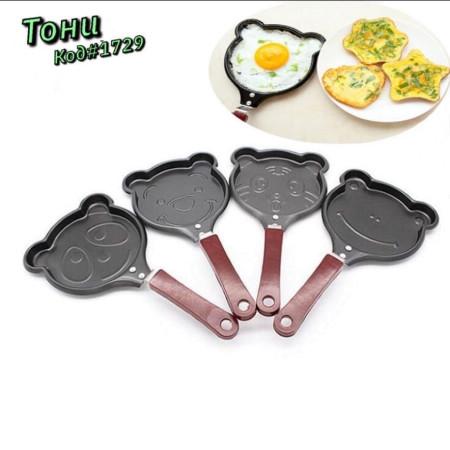 Мини-сковорода с антипригарным покрытием