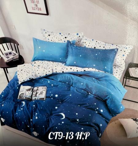 Комплект постельного белья, двуспальный
